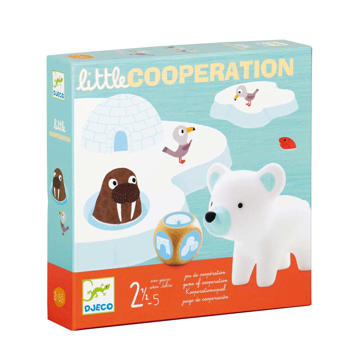 comprar juego little cooperation