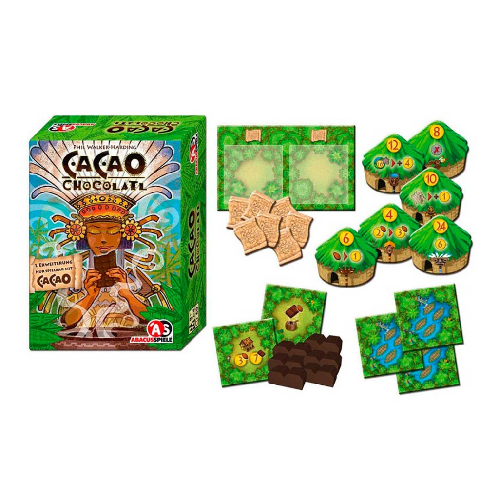 expansion cacao juego