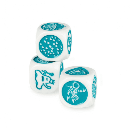Story cubes Galaxia