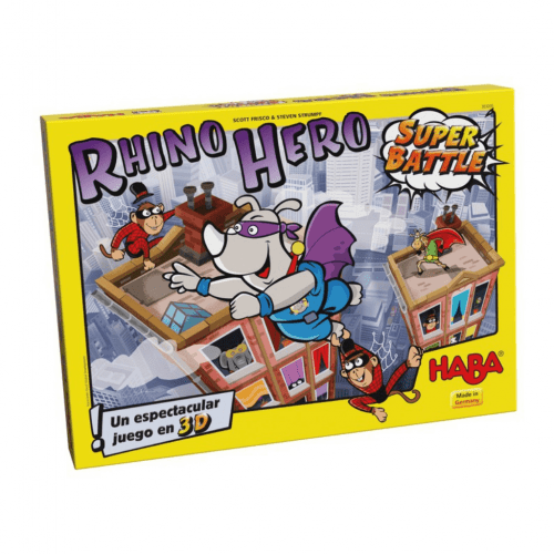 comprar Rhino Hero Super Battle