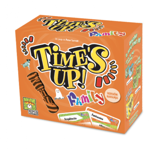 times up family juego