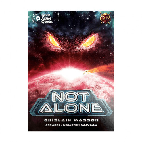 not alone juego