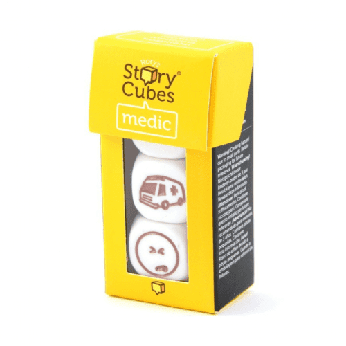 story cubes medico