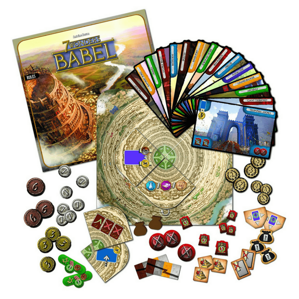 7 wonders expansion