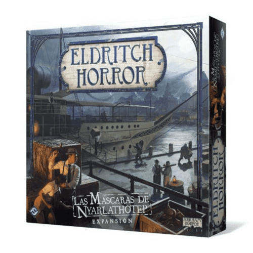 eldritch horror las mascaras de