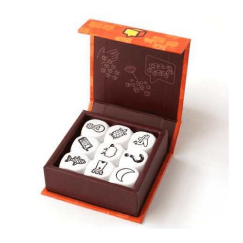 story cubes juego infantil
