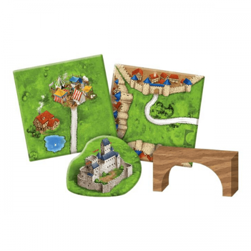 carcassonne mercados y puentes expansion