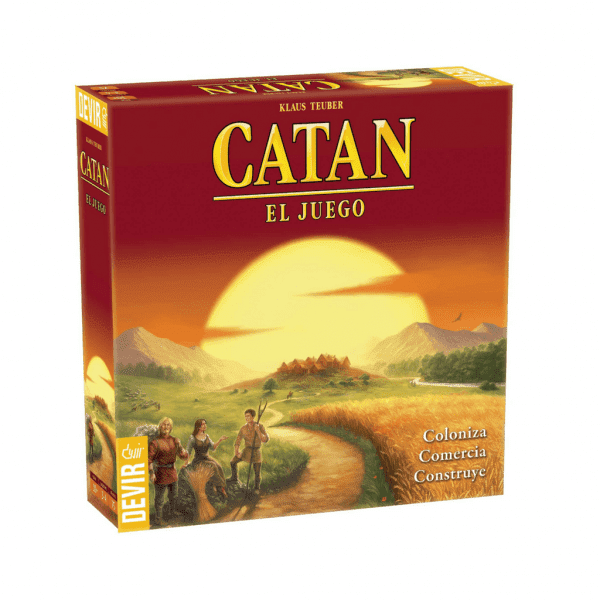 comprar colonos de catan