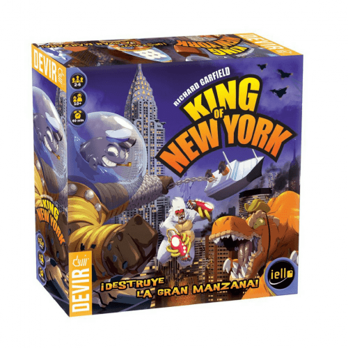 comprar king of new york
