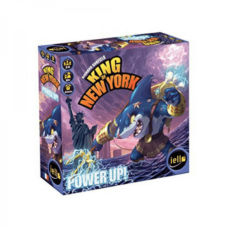 comprar king of new york power up