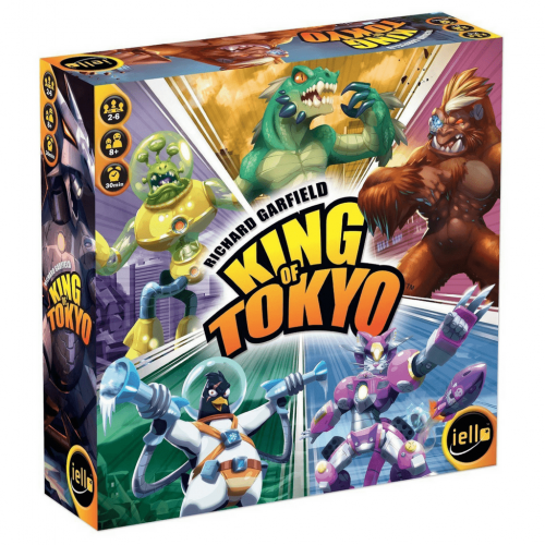 comprar king of tokio