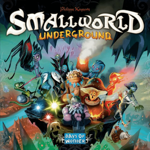 comprar smallworld underground