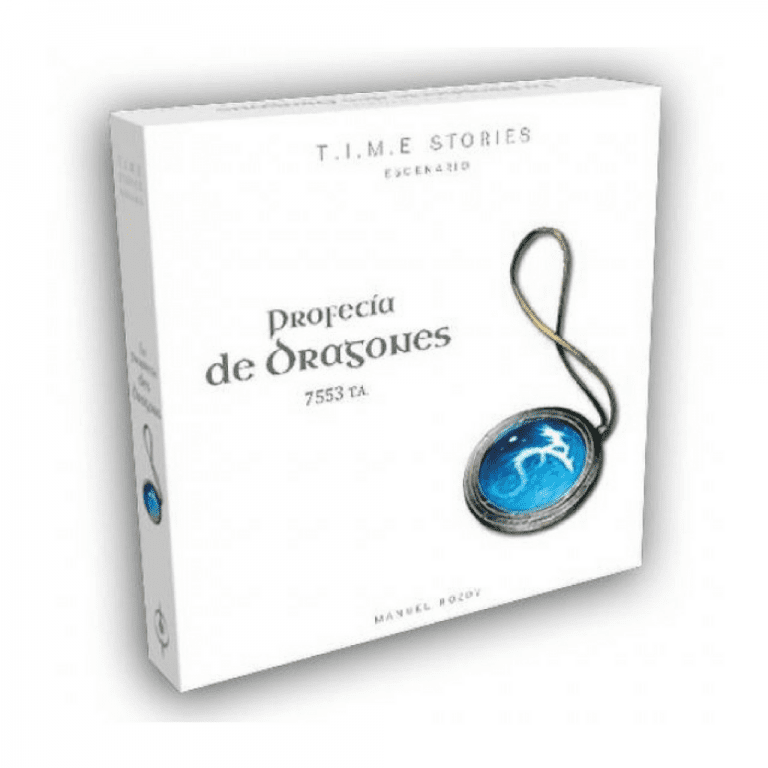 comprar time stories profecia de dragones-min