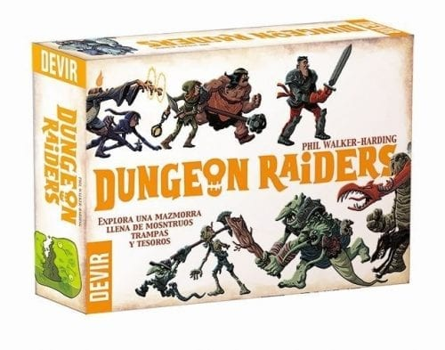 comprar dungeon raiders