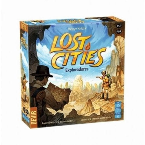 comprar lost cities exploradores
