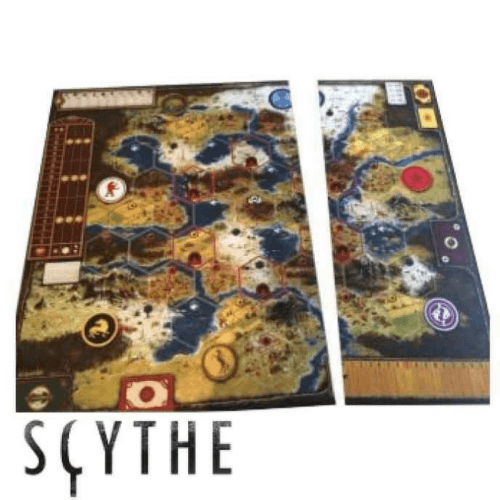 Scythe expansion de tablero