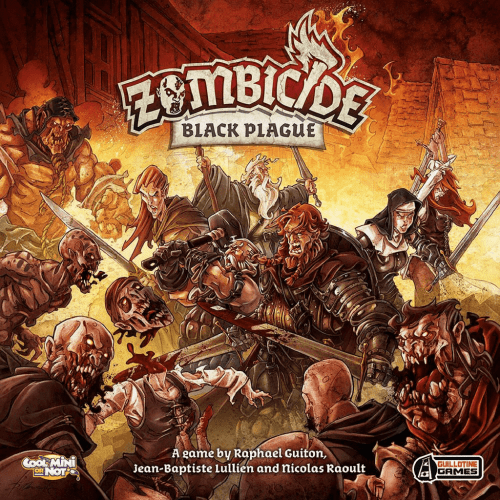 comprar zombicide black plague