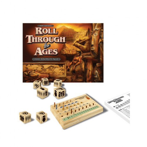 Roll through the ages juego de mesa