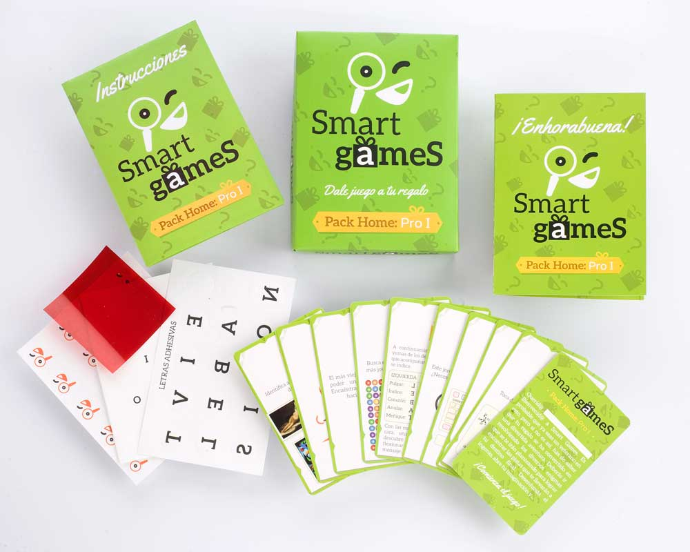 smart game home pro
