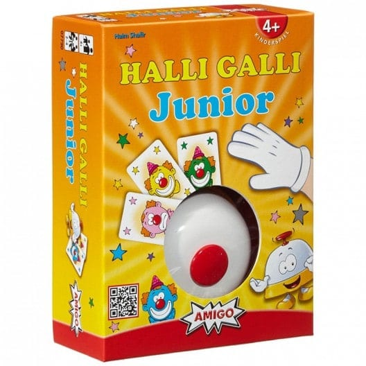 comprar halli galli junior