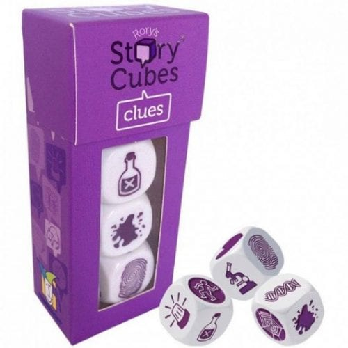 story cubes enigma