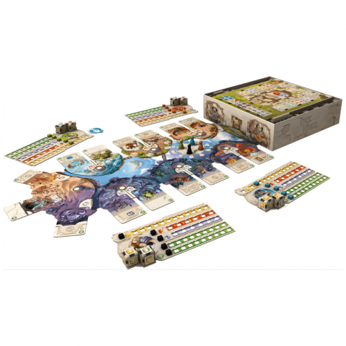 dice forge tablero