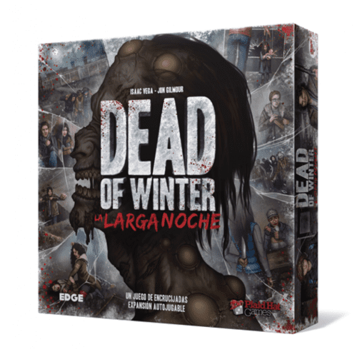 comprar dead of winter la larga noche