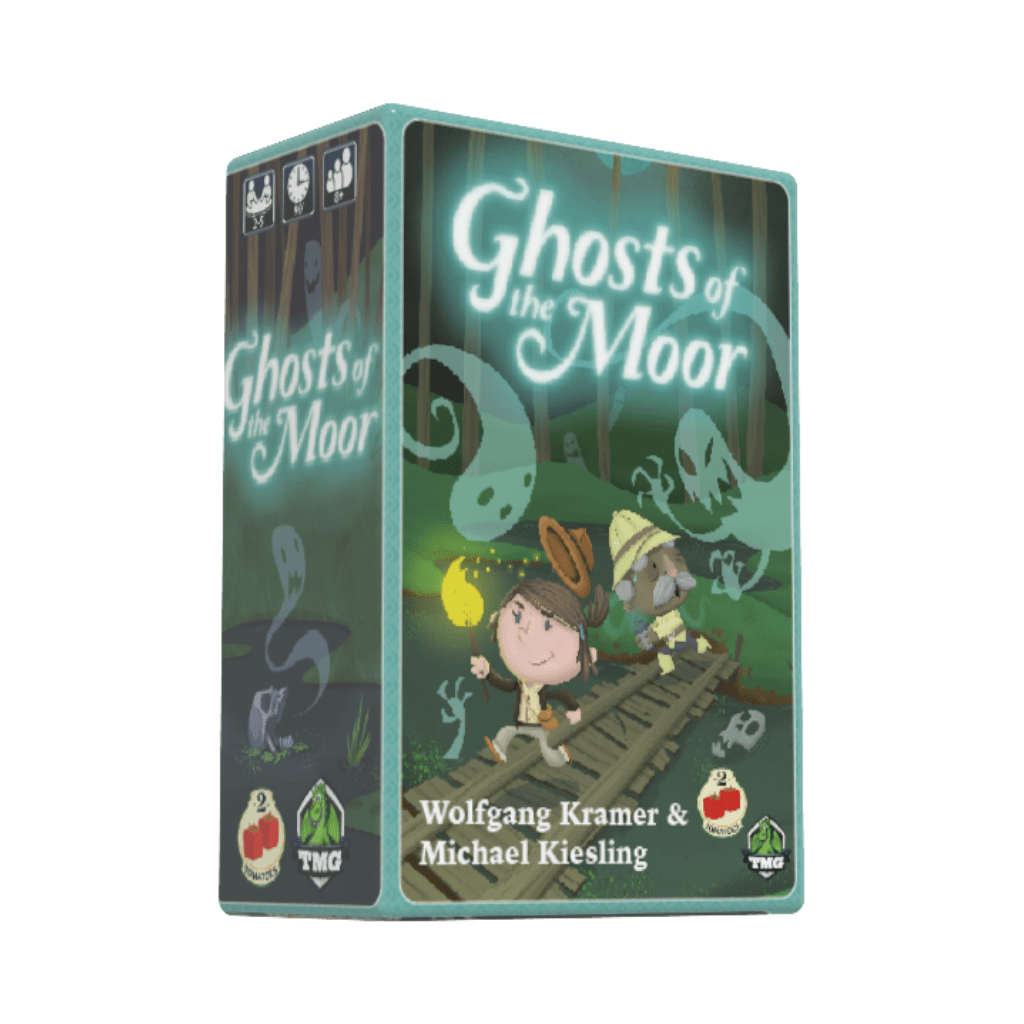ghosts of the moor juego