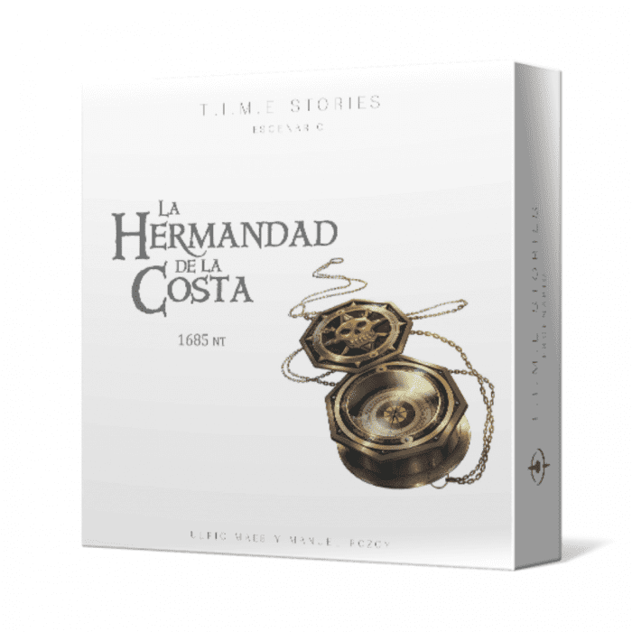 time stories: la hermandad de la costa