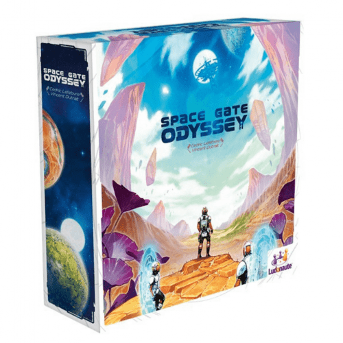 space gate odyssey juego