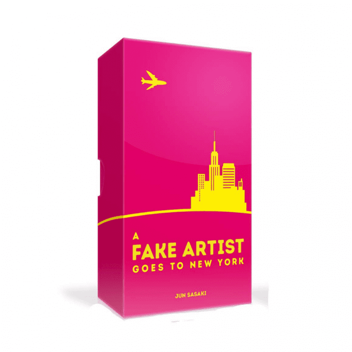 A fake artist goes to New York juego