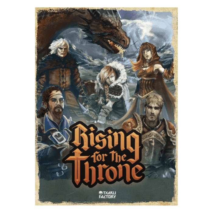 rising for the throne