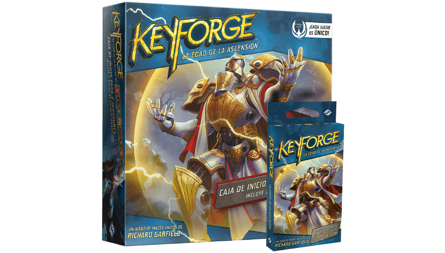 keyforge la edad de ascension