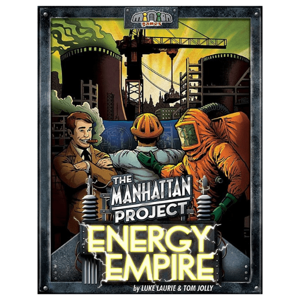 The Manhattan project juego