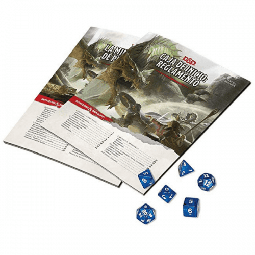 dungeon and dragons juego de rol