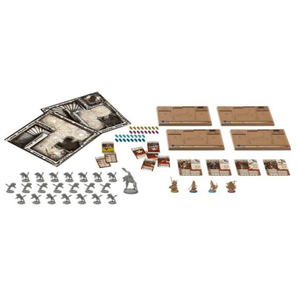 zombicide wulfsburg expansion