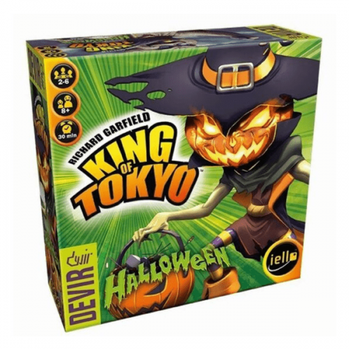 comprar king of tokio halloween