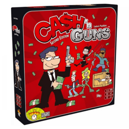 comprar cash and guns juego