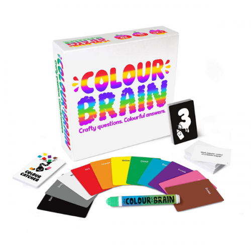 colour brain juego mesa mercurio