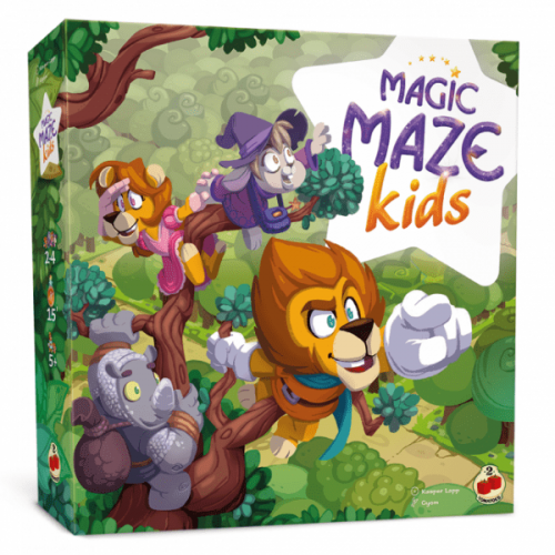 comprar magic maze kids juego