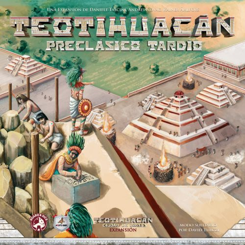 teotihuacan expansion preclasico