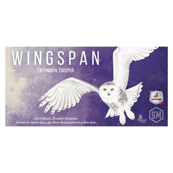 comprar wingspan expansion europea