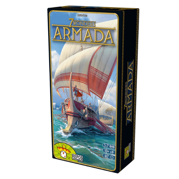 comprar 7 wonders armada expansion
