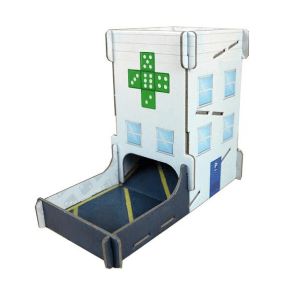 dice hospital expansion