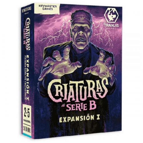 comprar criaturas serie b expansion